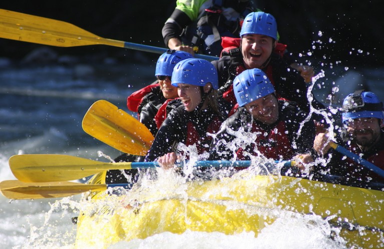 MULTI-DAY RAFTING TRIPS IN VANCOUVER