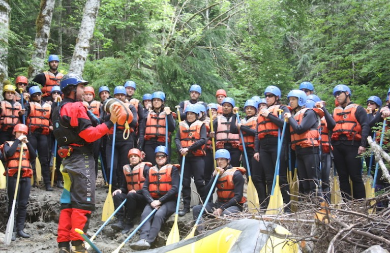 FAQs About Vancouver Rafting
