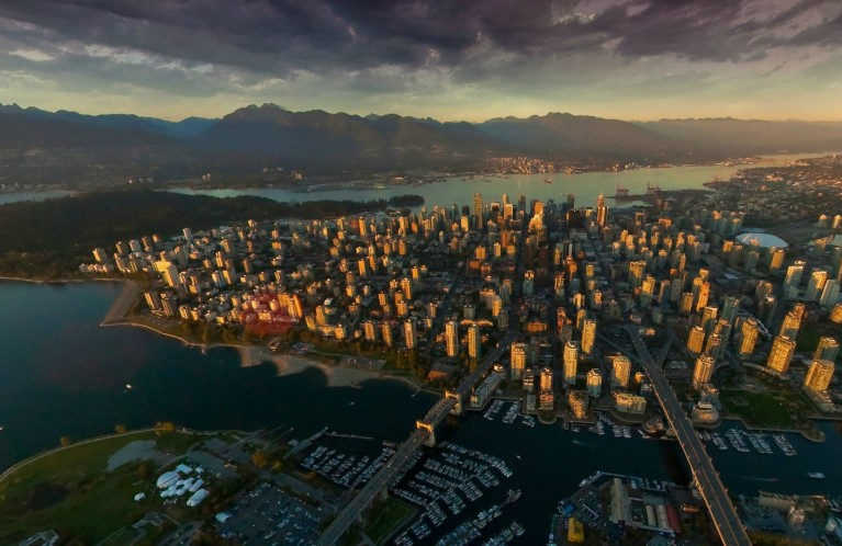More About Vancouver.